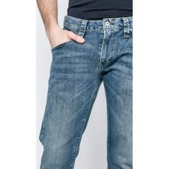 Pepe Jeans - Jeansy Zinc. Niebieskie jeansy męskie Pepe Jeans. W wyprzedaży za 269.90 zł.