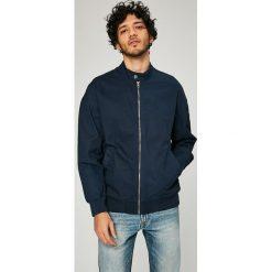 Tommy Jeans - Kurtka bomber. Czarne kurtki męskie Tommy Jeans, z bawełny. W wyprzedaży za 359.90 zł.