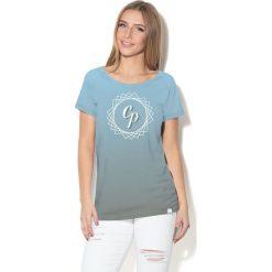 Colour Pleasure Koszulka CP-034  292 błękitna r. XL/XXL. T-shirty damskie Colour Pleasure. Za 70.35 zł.