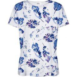 Colour Pleasure Koszulka damska CP-030 154 biało-niebieska r. XS/S. T-shirty damskie Colour Pleasure. Za 70.35 zł.