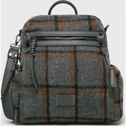 Answear - Plecak. Czarne plecaki damskie ANSWEAR. W wyprzedaży za 119.90 zł.