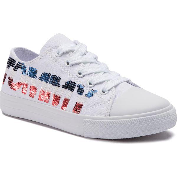 aeea7496f89c2 Trampki TOMMY HILFIGER - Low Cut Lace-Up Sneaker T3A4-30263-0617 ...