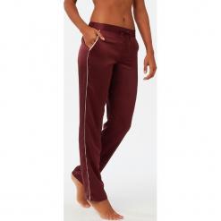 Etam - Spodnie piżamowe Izra. Brązowe piżamy damskie Etam, z materiału. Za 119.90 zł.