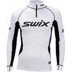 Swix Koszulka Funkcyjna Męska Racex Biały M. Białe koszulki sportowe męskie Swix, z długim rękawem. Za 209.00 zł.