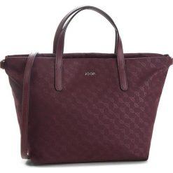 Torebka JOOP! - Helena 4140002955 Bugundy 306. Czerwone torebki do ręki damskie JOOP!, z materiału. Za 629.00 zł.