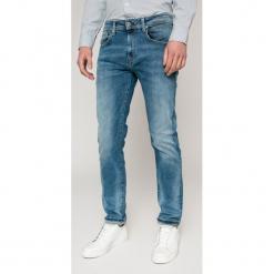 Pepe Jeans - Jeansy Bradley. Niebieskie jeansy męskie Pepe Jeans. W wyprzedaży za 269.90 zł.