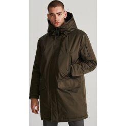 Kurtki i płaszcze męskie ze sklepu Reserved Kolekcja