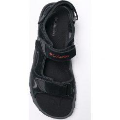 Columbia - Sandały. Czarne sandały męskie Columbia, z gumy. W wyprzedaży za 229.90 zł.