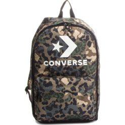 Plecak CONVERSE - 10007032-A02  039. Zielone plecaki damskie Converse, z materiału. W wyprzedaży za 129.00 zł.
