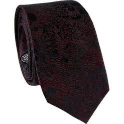 Krawat jedwabny KWAR000212. Krawaty i muchy marki Pulp. Za 129.00 zł.