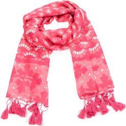 Chusta TWINSET - Sciarpa OS8T2A St. Mix Pr 02528. Czerwone szaliki i chusty damskie Twinset, z bawełny. W wyprzedaży za 199.00 zł.