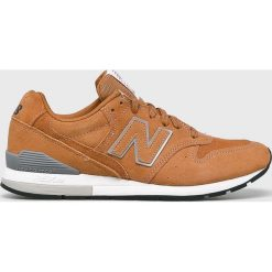 New Balance - Buty MRL996SD. Szare buty sportowe męskie New Balance, z materiału. W wyprzedaży za 399.90 zł.