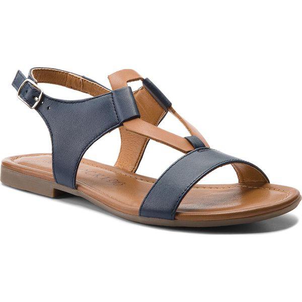 Sandały LASOCKI WI16 ELBA 03 Granatowy