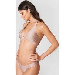 FAYT Dół bikini Kane - Pink,Nude. Różowe bikini damskie FAYT. Za 76.95 zł.