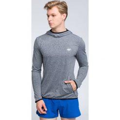 Bluza treningowa męska BLMF003 - ciepły jasny szary. Bluzy męskie marki KALENJI. W wyprzedaży za 149.99 zł.