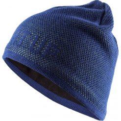Czapka męska  CAM611 - denim - Outhorn. Niebieskie czapki i kapelusze męskie Outhorn. Za 39.99 zł.