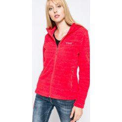 Columbia - Bluza. Różowe bluzy damskie Columbia, z dzianiny. W wyprzedaży za 239.90 zł.