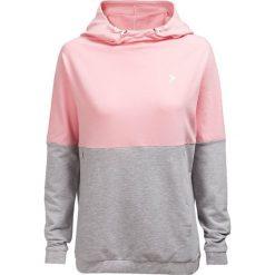 Bluza damska BLD602 - RÓŻ PUDROWY - Outhorn. Czerwone bluzy damskie Outhorn, na jesień, z bawełny. W wyprzedaży za 83.99 zł.