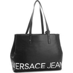 Torebka VERSACE JEANS - E1VSBBB1 70709 899. Czarne torby na ramię damskie Versace Jeans. W wyprzedaży za 489.00 zł.