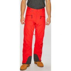Quiksilver - Spodnie snowboardowe Boundry. Czerwone spodnie snowboardowe męskie Quiksilver, z poliesteru. W wyprzedaży za 539.90 zł.
