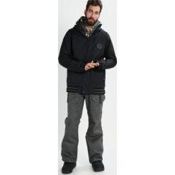 DC Shoes Kurtka snowboardowa waxed black. Kurtki snowboardowe męskie DC Shoes, z materiału. W wyprzedaży za 980.10 zł.