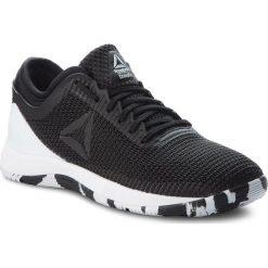 Buty Reebok - R Crossfit Nano 8.0 CN2977 Black/White/Pink. Czarne obuwie sportowe damskie Reebok, z materiału. W wyprzedaży za 379.00 zł.