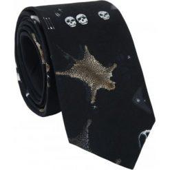 Krawat jedwabny KWCR007023. Krawaty i muchy marki Pulp. Za 169.00 zł.