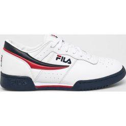 Fila - Buty Original Fitness Low. Szare buty sportowe męskie Fila. W wyprzedaży za 299.90 zł.