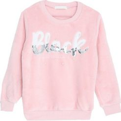 Jasnoróżowa Bluza Girlish. Czerwone bluzy dla dziewczynek Born2be, na jesień. Za 59.99 zł.