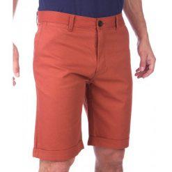 Nugget Szorty Męskie Lenchino 30 Pomarańczowy. Brązowe szorty męskie Nugget. W wyprzedaży za 120.00 zł.