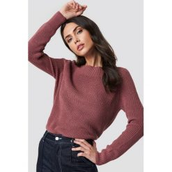 Rut&Circle Sweter Quini - Pink. Różowe swetry damskie Rut&Circle, z dzianiny. Za 121.95 zł.