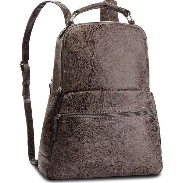 Plecaki damskie: Plecak VERSO - 33016502A Szary