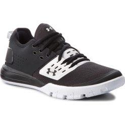 Buty UNDER ARMOUR - Ua Charged Ultimate 3.0 3020548-001 Blk. Czarne buty sportowe męskie Under Armour, z materiału. W wyprzedaży za 259.00 zł.