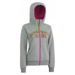 Kari Traa Bluza Hjellane Fz Hood Greym S. Bluzy sportowe damskie Kari Traa, w kolorowe wzory, z bawełny. Za 405.00 zł.