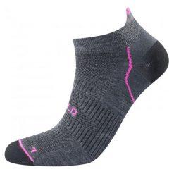 Devold Skarpetki Energy Low Woman Sock Dark Grey Xs 35-37. Szare skarpety damskie Devold, z materiału. W wyprzedaży za 44.00 zł.
