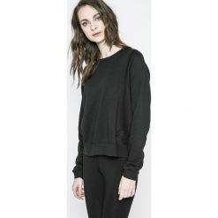 Nike Sportswear - Bluza. Czarne bluzy damskie Nike Sportswear, z bawełny. W wyprzedaży za 169.90 zł.