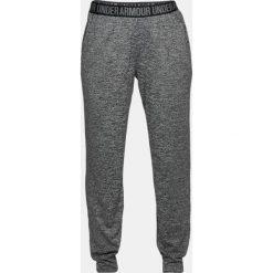 Under Armour Spodnie damskie Play Up Twist Trousers szare r. L (1311331-001). Spodnie dresowe damskie marki bonprix. Za 132.34 zł.