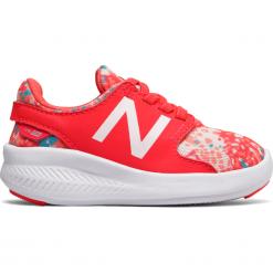 New Balance KACSTMDI. Szare buty sportowe chłopięce New Balance, z materiału. W wyprzedaży za 89.99 zł.