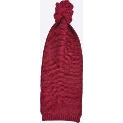 Blend - Szalik. Czerwone szaliki męskie Blend, z dzianiny. W wyprzedaży za 39.90 zł.