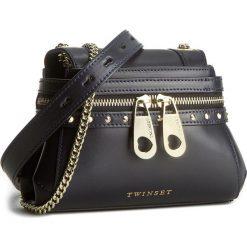 Torebka TWINSET - Borsa AS7PW5 Blu Naturico 00814. Niebieskie torebki do ręki damskie Twinset, ze skóry. W wyprzedaży za 649.00 zł.