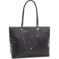 Torebka VERSACE JEANS - E1VSBBX2 70828 899. Czarne torebki do ręki damskie Versace Jeans, z jeansu. Za 549.00 zł.