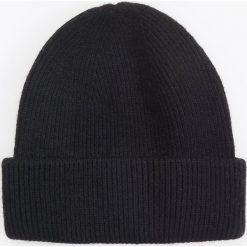 Czapka - Czarny. Czarne czapki i kapelusze damskie Reserved. Za 39.99 zł.