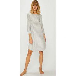 Lauren Ralph Lauren - Koszula nocna. Szare koszule nocne damskie Lauren Ralph Lauren, z bawełny. Za 299.90 zł.