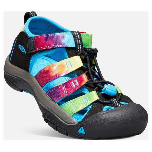 a8f03eba Keen Sandały Dziecięce Newport h2, Rainbow Tie Dye Us 9 (25/26 Eu ...