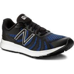 Buty NEW BALANCE - MRUSHBP3 Czarny. Czarne buty sportowe męskie New Balance, z materiału. W wyprzedaży za 269.00 zł.