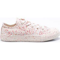 Converse - Tenisówki dziecięcee. Buty sportowe dziewczęce marki bonprix. Za 219.90 zł.