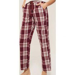 Spodnie piżamowe w kratę - Wielobarwn. Szare piżamy damskie House. Za 59.99 zł.
