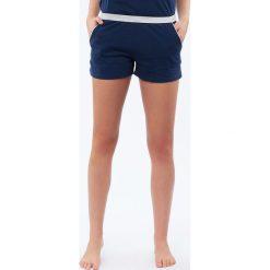 Etam - Szorty piżamowe Skyler. Szare piżamy damskie Etam, z nadrukiem, z bawełny. Za 59.90 zł.