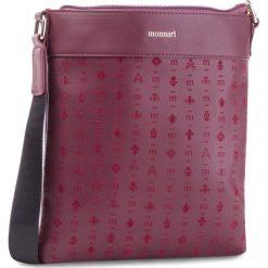 Torebka MONNARI - BAG3750-005 Burgundy. Czerwone torebki do ręki damskie Monnari, ze skóry ekologicznej. W wyprzedaży za 159.00 zł.