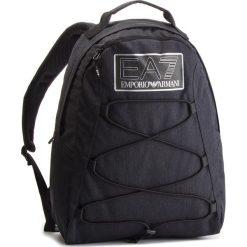 Plecak EA7 EMPORIO ARMANI - 275822 8A803 27020  Black Melange. Plecaki damskie marki QUECHUA. W wyprzedaży za 379.00 zł.